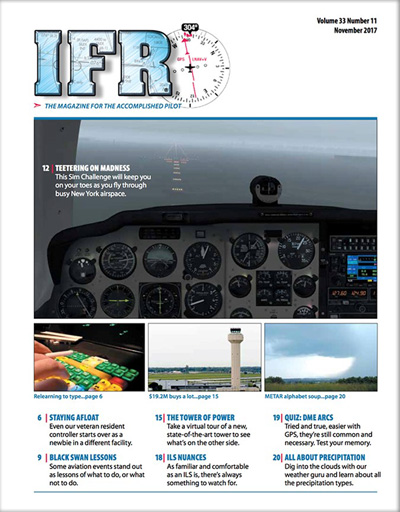Subscribe to IFR Magazine
