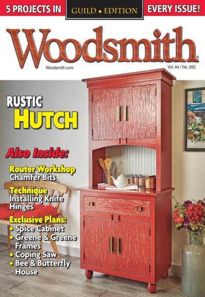 Subscribe to Woodsmith