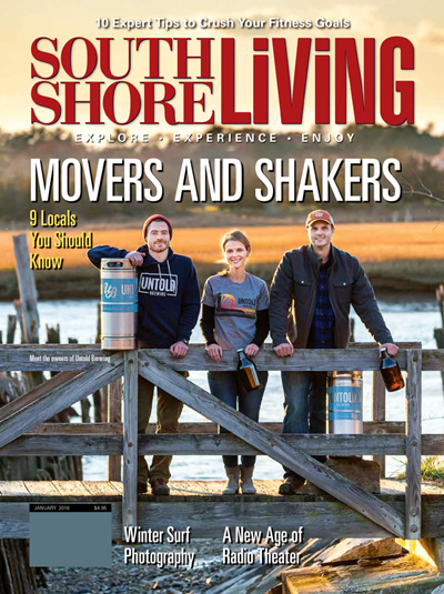 Subscribe to South Shore Living