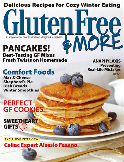Subscribe to Gluten Free & More