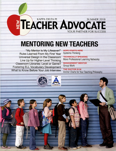 Subscribe to New Teacher Advocate