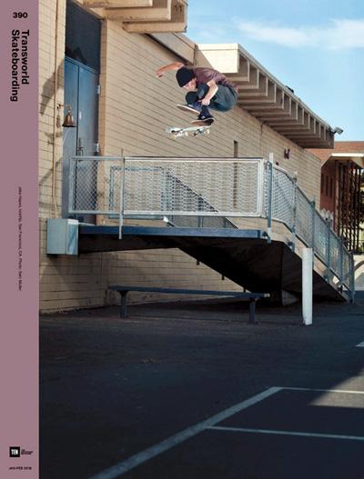 Subscribe to Transworld Skateboarding