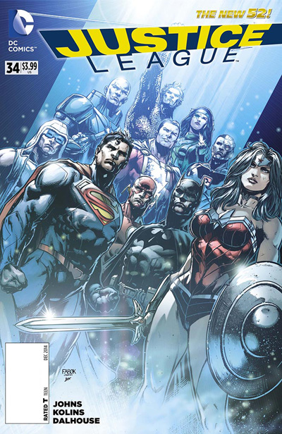 Subscribe to Justice League Comic