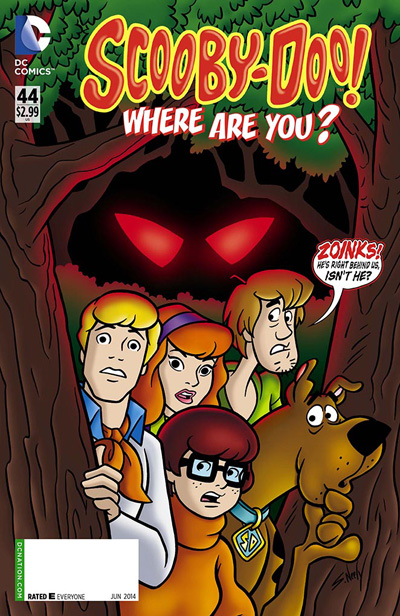 Subscribe to Scooby-Doo, Where Are You Comic