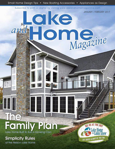 Subscribe to Lake and Home Magazine