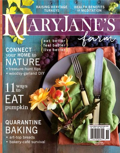 Subscribe to MaryJanesFarm
