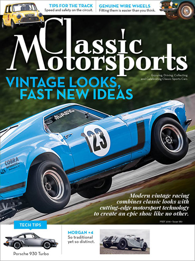 Subscribe to Classic Motorsports