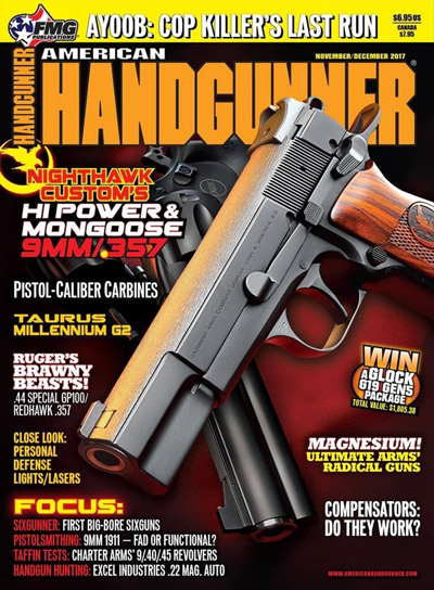 Subscribe to American Handgunner