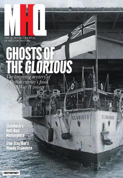 Subscribe to MHQ: The Quarterly Journal of Military History