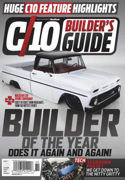 Subscribe to C10 Builder's Guide