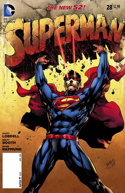 Subscribe to Superman Comic