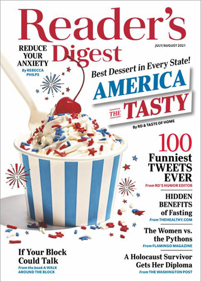 Subscribe to Reader's Digest
