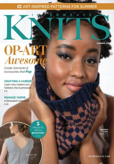 Subscribe to Interweave Knits