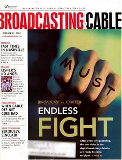 Subscribe to Broadcasting & Cable