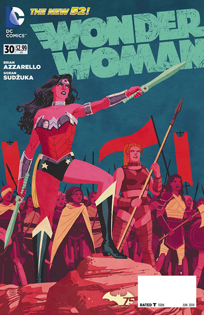 Subscribe to Wonder Woman Comic