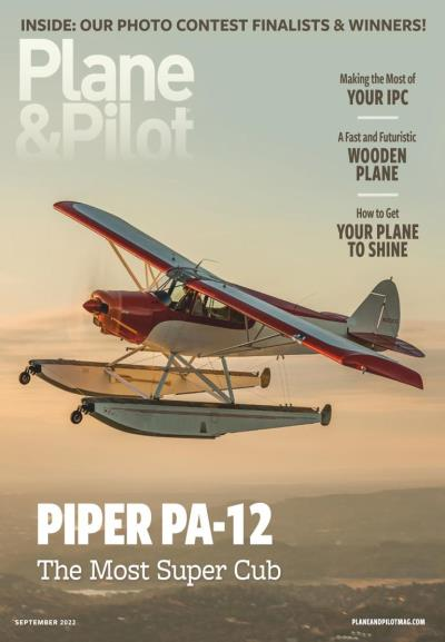 Subscribe to Plane & Pilot