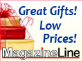 MagazineLine, Great Gifts!