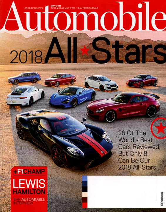 Automobile Magazine Subscription Magazineline