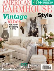 American Farmhouse Style Magazine Subscription Magazineline