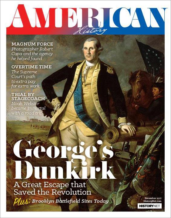 American History Magazine Subscription   MagazineLine