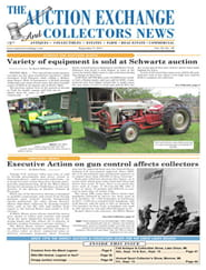 Auction Exchange & Collectors News1