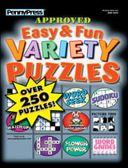 Easy & Fun Variety Puzzles0