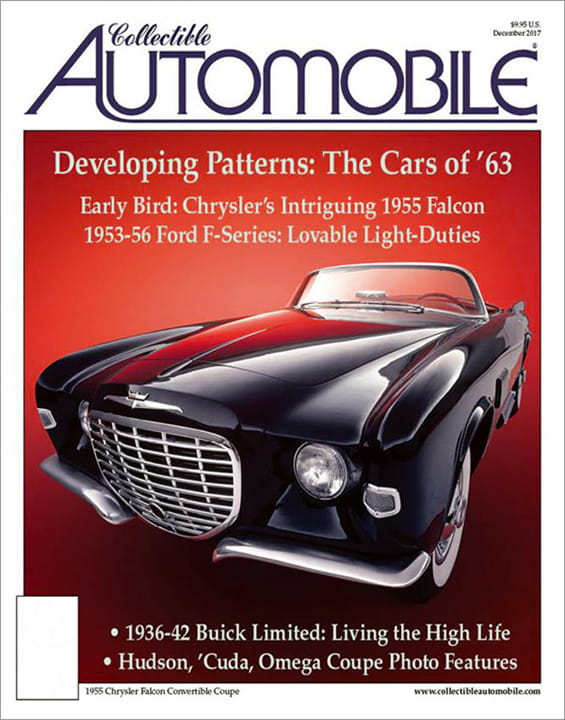 collectible automobile magazine subscription magazineline