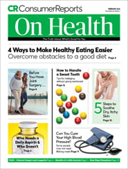 Consumer Reports On Health2