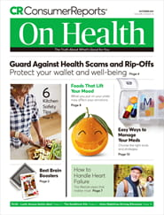 Consumer Reports On Health0