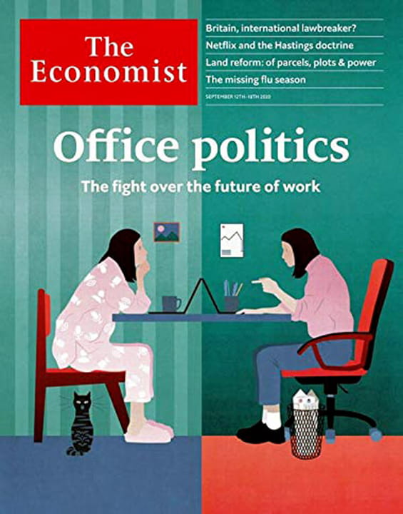 The Economist Print + Digital Auto Renew