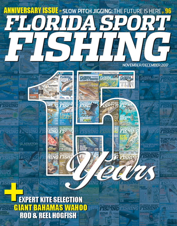 Florida sport fishing magazine florida sport fishing for Florida sport fishing