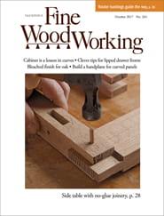 Fine Woodworking Magazine Subscription Magazineline