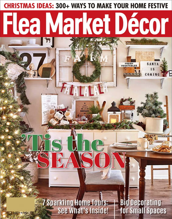 Flea Market Decor Magazine | Flea Market Decor Magazine Subscription