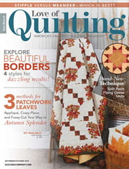 Fons & Porter's Love of Quilting2