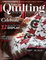 Fons & Porter's Love of Quilting