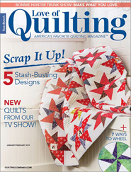 Fons & Porter's Love of Quilting0