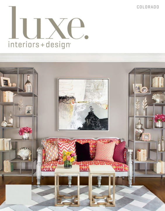 luxe interiors design - Luxe Interiors And Design Magazine