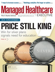 Managed Healthcare Executive0