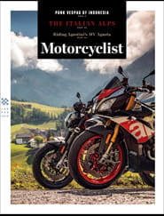 1-Year Motorcyclist Magazine Subscription