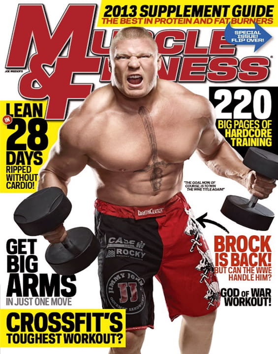 940d0aae8a5 Muscle   Fitness Magazine Subscription