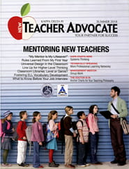 New Teacher Advocate0