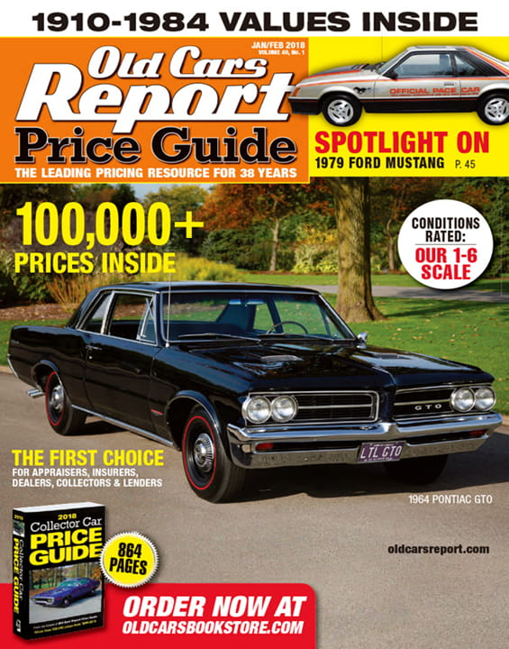 Old Cars Price Guide Magazine Subscription Magazineline