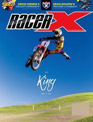 Racer X Illustrated0