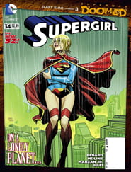 Supergirl Comic0