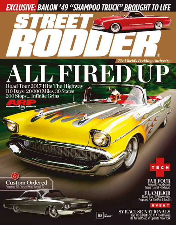 Street Rodder Magazine >> Street Rodder Magazine Street Rodder Magazine Subscription