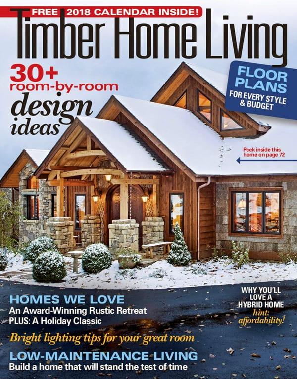 Superbe Timber Home Living0