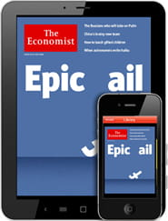 The Economist - Digital3