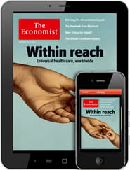The Economist - Digital1