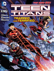 Teen Titans Comic2