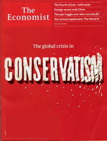 The Economist (Print Only) Magazine Subscription